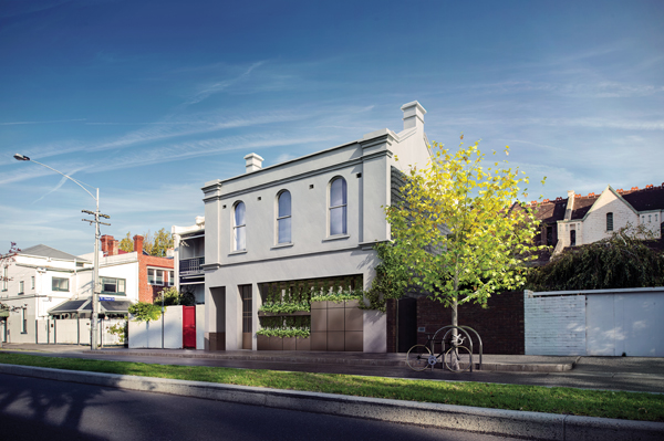 17 Gipps St East Melbourne Exterior